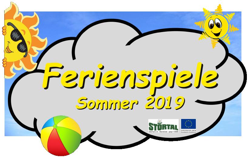 Ferienspiele Sommer 2019